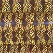 YummyInks TM Brand: Chocolate Transfer Sheets - Fall Brushstrokes