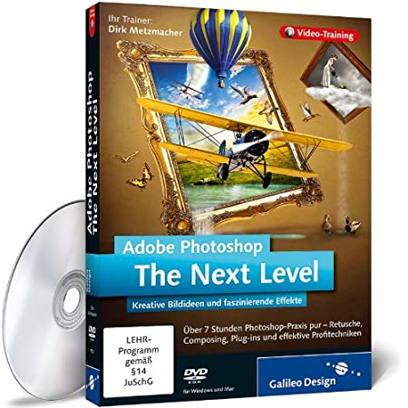 Photoshop - The Next Level  (PC+MAC)