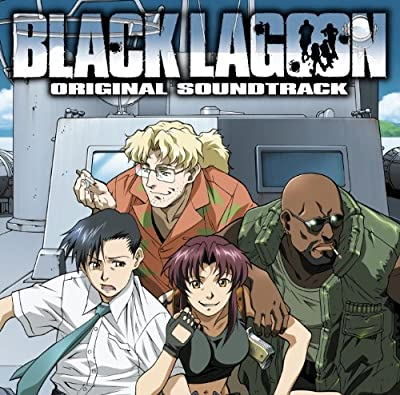 BLACK LAGOON ORIGINAL SOUND TRACK