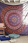 Large Hippie Tapestry, Hippy Mandala…