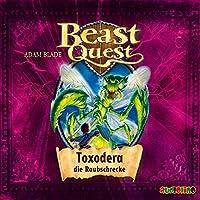 Toxodera, die Raubschrecke (Beast Quest 30) Hörbuch