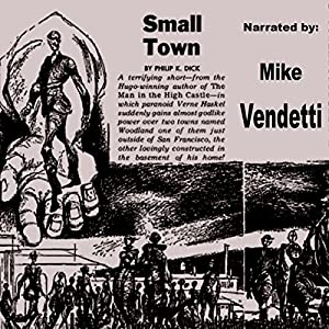 Small Town Audiobook