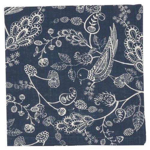 Now Designs Napkins, Latika Print, Set of 4