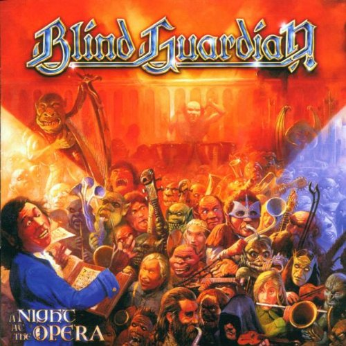 Blind Guardian - A Night At The Opera (BG) - Zortam Music