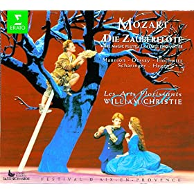 "Die Zauberfl�te : Act 1 ""Hm! Hm! Hm!\"" [Three Ladies, Tamino, Papageno]"
