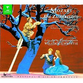 "Die Zauberfl�te : Act 1 ""Herr, Ich Bin Zwar Verbrecherin"" [Pamina, Sarastro]"