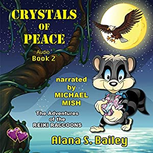 Crystals of Peace Audiobook