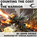 Counting the Cost & The Warrior: Hammer's Slammers Series Audiobook by David Drake Narrated by Stefan Rudnicki