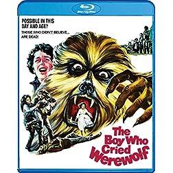 The Boy Who Cried Werewolf [Blu-ray]