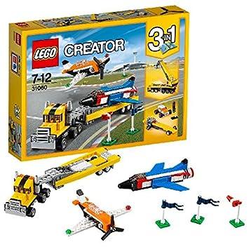 LEGO - 31060 - Creator - Jeu de Construction - Le Spectacle Aérien