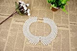 Vintage Collar Necklaces, Romantic Necklaces with Artificial Pearl