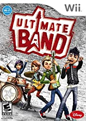 Ultimate Band - Nintendo Wii