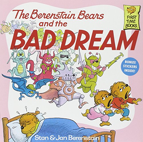 The Berenstain Bears and the Bad Dream (Nightmare House compare prices)