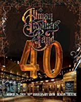 40:40th Anniversary Show Live at the Beacon Theatr [Import anglais]