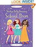 Sticker Dolly Dressing School Prom