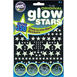 Brainstorm Glowstars 350 Stickers