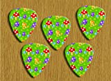 Magic Mushrooms 5 X loose Guitar Picks