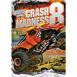 Monster Jam Crash Madness 8
