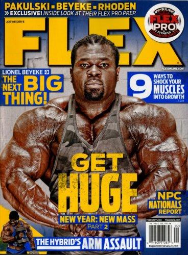 Flex [US] February 2012 (単号)