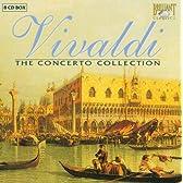 ヴィヴァルディ:協奏曲集(8枚組)/Vivaldi: The Concerto Collection
