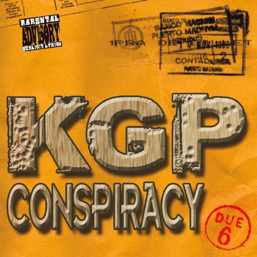 Kgp Conspiracy - Kgp Conspiracy