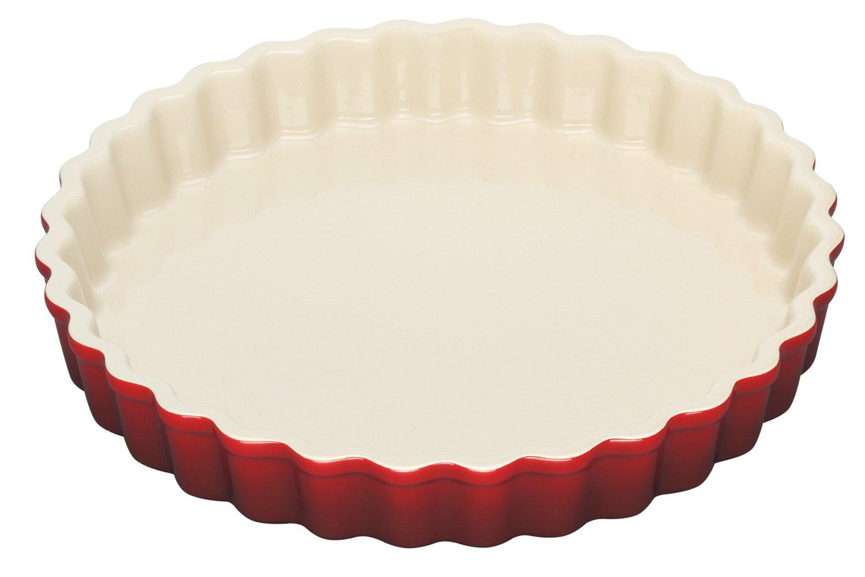 Le Creuset Stoneware 1.45-Quart Tart Dish