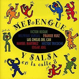 Merengue Y Salsa En La Calle 8 - Merengue Y Salsa En La Calle 8