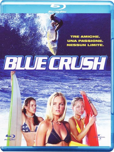 Blue crush [Blu-ray] [IT Import]