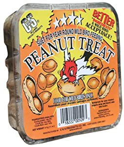 C & S Products Peanut Treat, 12 pack