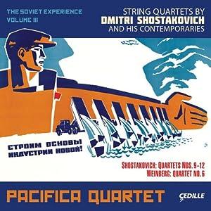 Shostakovich: Quartets 9-12 / Weinberg: Quartet 6