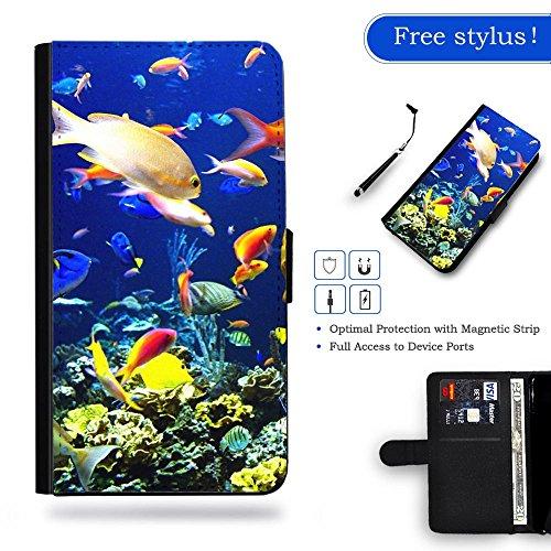 protettiva-cassa-pelle-portafoglio-custodia-samsung-galaxy-note-4-edge-n9150-plenty-of-fish-colorful