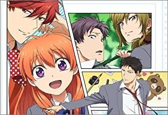 月刊少女野崎くん 第1巻 [Blu-ray]