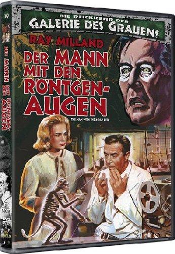 Der Mann mit den Röntgenaugen - Die Rückkehr der Galerie des Grauens 10 [Limited Edition]