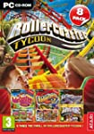RollerCoaster Tycoon 8 Pack - 1, 2 an...