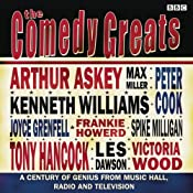 The Comedy Greats | [Russell Davies]