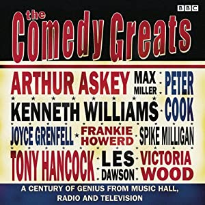 The Comedy Greats Radio/TV Program