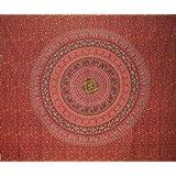 Powerloom Cotton Sanganeer Tapestry