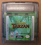 Disney's Tarzan (Game Boy Color) - Rated E