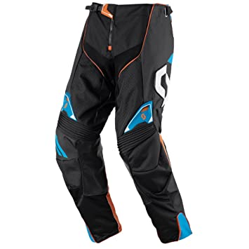 Scott 450 motocross mX/downhill pantalon de cyclisme race-noir/orange 2015