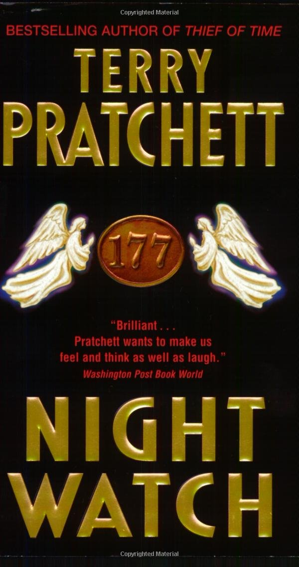 Night Watch: Terence David John Pratchett: 9780060013127: Books ...