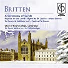 Britten:a Ceremony of Carols