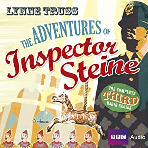 The Adventures of Inspector Steine, Third Series Radio/TV Program