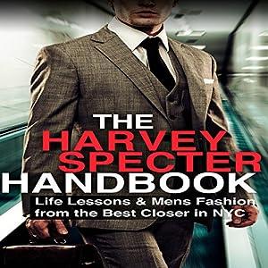 The Harvey Specter Handbook Audiobook