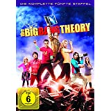 The Big Bang Theory - Die komplette fünfte Staffel 3 DVDs