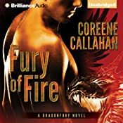 Fury of Fire: Dragonfury, Book 1 | [Coreene Callahan]
