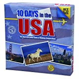 10 Days In The Usa Game