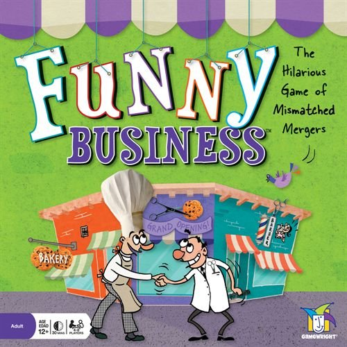 Funny Business - 1