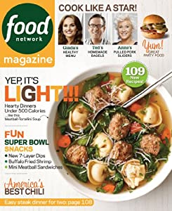 Buy Food Network Magazine (1-year auto-renewal)