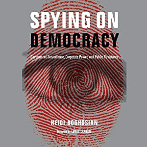 Spying on Democracy Audiobook