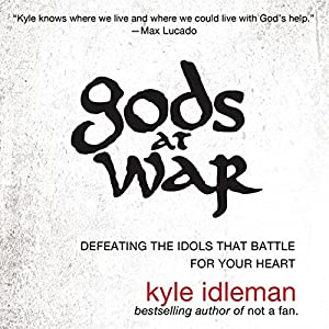 Gods at War Audiobook